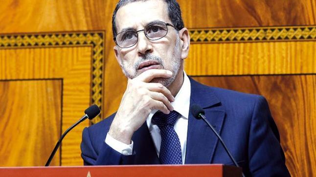 """العثماني : """"زيادة 400 درهم أحسن من والو، لأن المغرب ليس غنيا"""""""