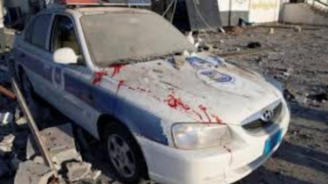 """مغاربة ضمن ضحايا """"قصف طرابلس"""" والخارجية تتابع"""