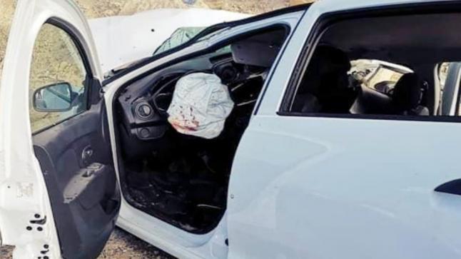 إصابة خمسة أساتذة في حادثة سير خطيرة نواحي آسفي