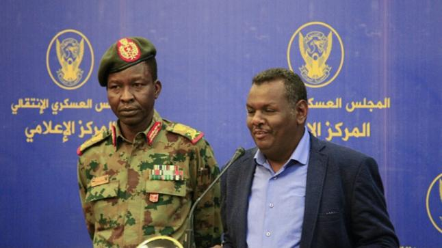 """اتفاق بين """"عسكري"""" السودان و""""الحرية والتغيير"""""""