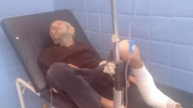 رجل مسن يعاني في صمت بأزيلال