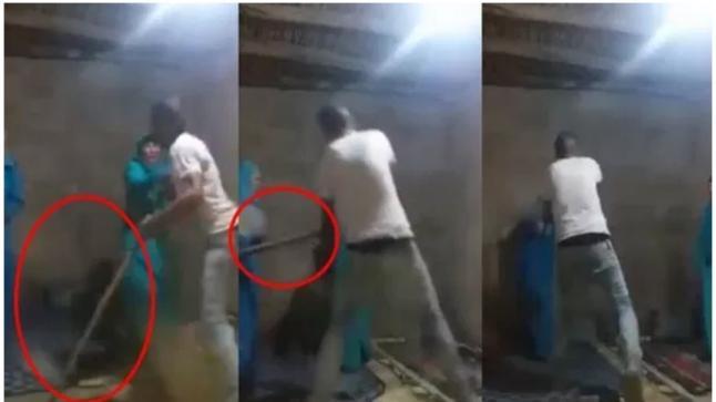 """فيديو لشخص يضرب زوجته و""""نسيبتو"""" بسبب السحور يثير ضجة داخل الفايسبوك"""