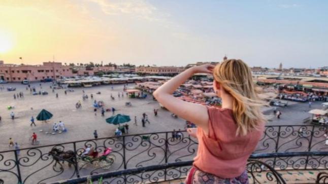 مراكش ضمن المدن العشر في العالم المستقطبة للسياح