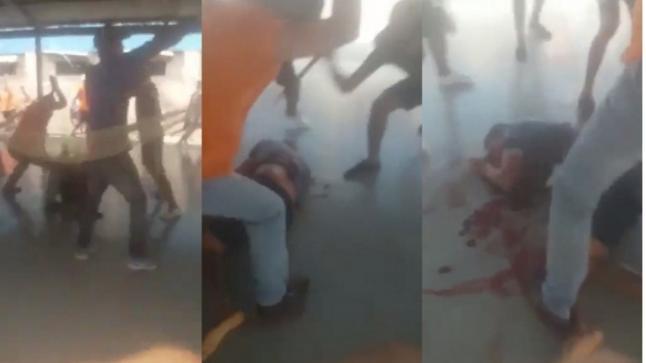 """ترويج فيديو """"الطعن حتى الموت"""" يورط شخصا آخر أوقفه الأمن بمدينة وجدة"""
