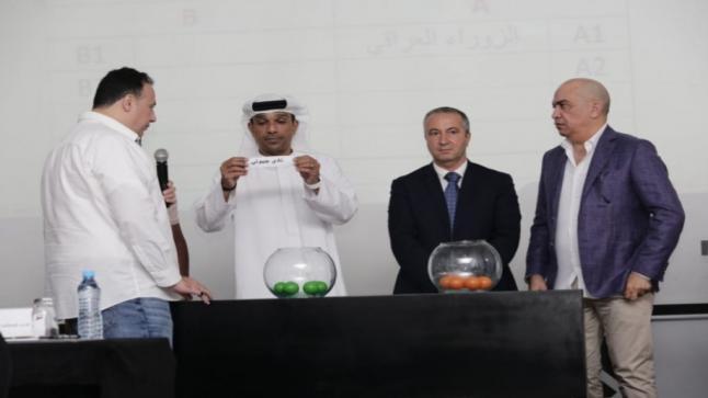 قرعة بطولة كأس محمد السادس للأندية الأبطال.. الوداد في مهمة صعبة