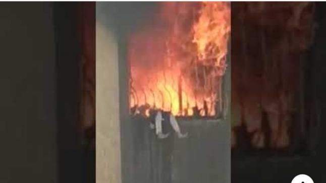 """""""لتر ماء لإطفاء حريق..فيضان لإطفاء احتجاج"""".. هكذا عبر رواد """"فيسبوك"""" عن سخطهم بعد احتراق الطفلة """"هبة"""""""