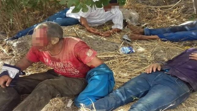 يارب السلامة..مقتل 5 أشخاص وإصابة اخرين في حادثة سير خطيرة ضواحي الحسيمة(صور)