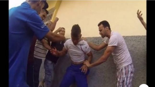 إعتقال مجرم خطير قطع يد حارس ليلي بالجديدة