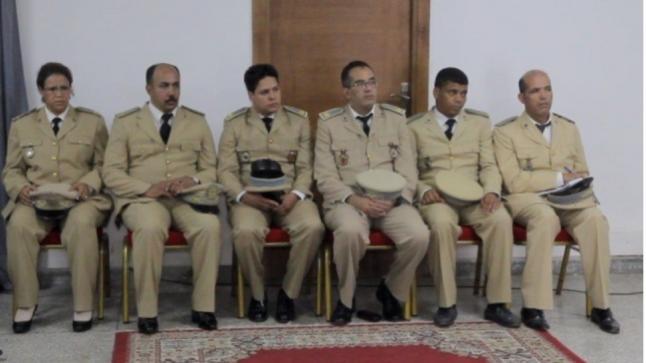 حسن بنخي يترأس حفل تنصيب رجال السلطة الجدد بعمالة مقاطعات عين السبع الحي المحمدي