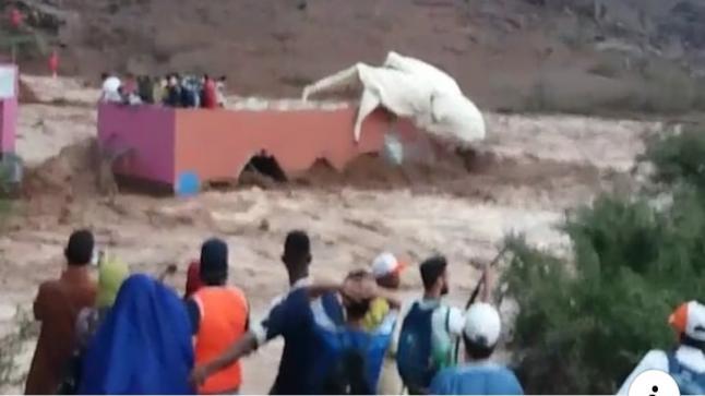 عاجل…مصرع 7 أشخاص في فاجعة تارودانت والبحث متواصل عن مفقودين