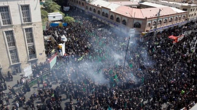 مقتل العشرات في تدافع خلال إحياء الشيعة لعاشوراء في كربلاء