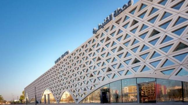 محطة قطار القنيطرة تحصل على جائزة (فرساي) العالمية