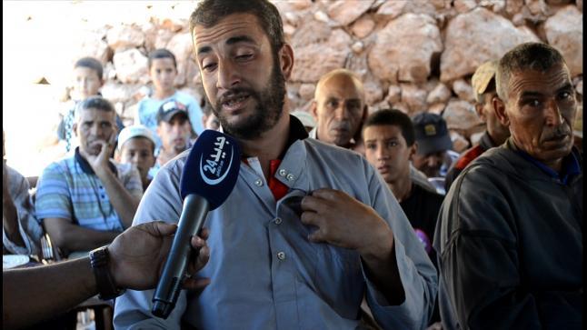 بالفيديو : رسالة مؤثرة تشرح دوافع إقدام شباب قلعة السراغنة على امتطاء قوارب الموت