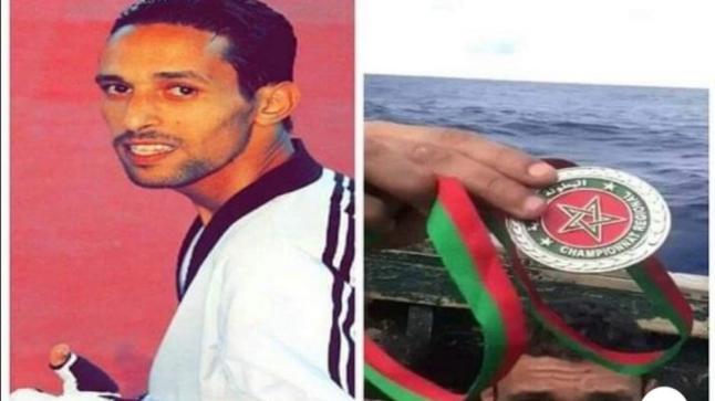 """بطل مغربي في """"التايكواندو"""" يهاجر عبر قوارب الموت"""