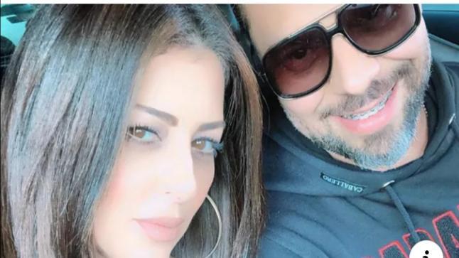 """""""أمال صقر"""" و الرابور """"مسلم""""ينشران أول فيديو يجمعهما بعد إعلانهما زواجهما رسميا"""