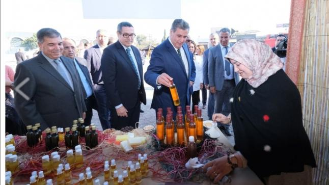 أخنوش يفتتح المؤتمر الدولي للأركان في أكادير