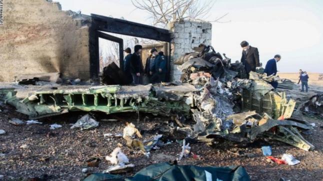 واشنطن تتهم إيران بإسقاط الطائرة الأوكرانية