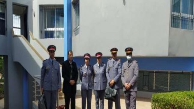 سطات: أطباء عسكريون يأخذون أماكنهم بمستشفى الحسن الثاني