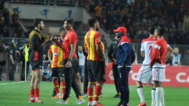 """دوري أبطال أفريقيا: """"الكاف"""" يعلن الأربعاء قراره في مباراة النهائي بين الترجي والوداد"""