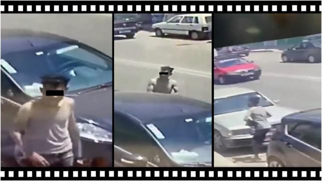 فاس توقيف شاب عشريني لاشتباه في تورطه بالسرقة من داخل السيارات.