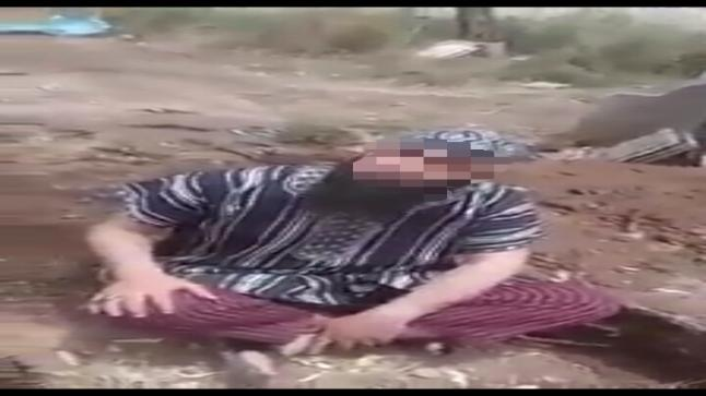 صور ..أمن بني ملال يوقف المتورطين في تصوير  فيديو دفن شخص وإحراقه بمقبرة