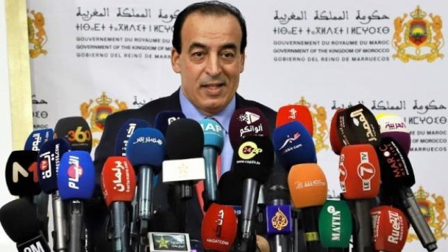الحكومة تعلق على قرار منع السلطات جماهير الرجاء من رفع التيفوهات(فيديو)
