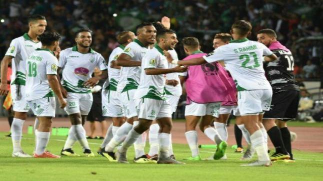 طاقم تحكيم موريتاني يقود مباراة الرجاء الرياضي و هلال القدس الفلسطيني