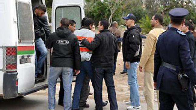 """اعتقال شخصين بتهمة الاتجار في أقراص """"القرقوبي"""" بالقنيطرة"""