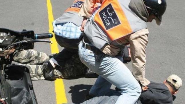 فاس : إعتقال 7 أشخاص وحجز أزيد من 7000 قرص مهلوس