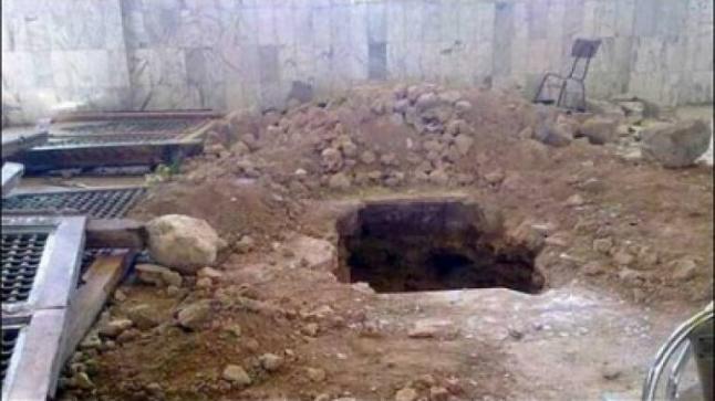 بالصور..غضب واسع بعد نبش قبر واستخراج رفاته بمولاي بوعزة