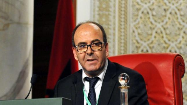 بن شماس : تسليح الدبلوماسية البرلمانية بالمعرفة العلمية لدَحْض أطروحة الانفصال