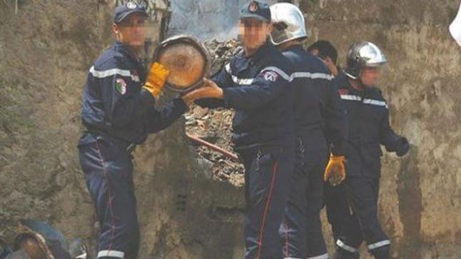 مأساة…مصرع طفلين وجدهما في إنفجار قنينة غاز بالحسيمة