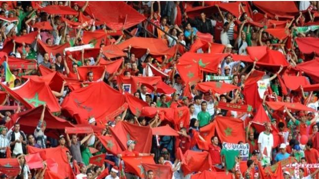 مشجعات مغربيات يتعرضن للتحرش (الفيديو)