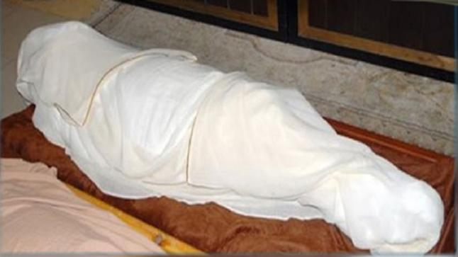دفن ضحايا قصف حفتر بمسقط رأسهم بجماعة بني ياكرين ناحية سطات