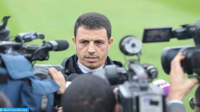 السلامي : إنطلاقة الرجاء ستكون ضد المغرب التطواني