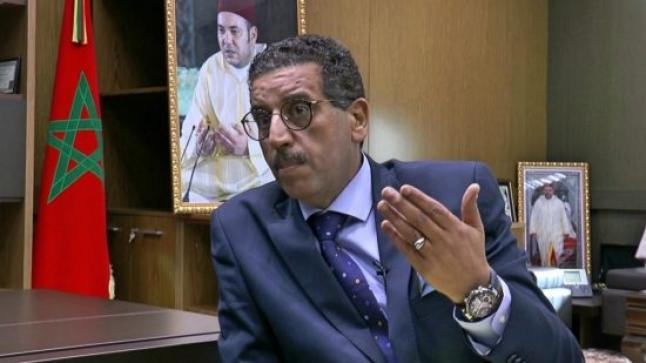 الخيام : المغرب راكم خبرة كبيرة واكتسب احترافية عالية في مجال محاربة الإرهاب