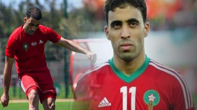 """حمد الله: """"لم أتلق أي دعوة لا من المدرب ولا من الجامعة المغربية"""""""