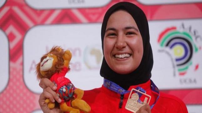 """جامعة """"التايكواندو"""" تكشف الأسباب استبعاد البطلة """"فاطمة الزهراء أبو فارس"""" عن أولمبياد طوكيو"""