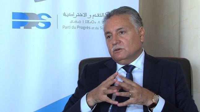 """نبيل ابن عبد الله : """"الحكومة فيها غير التطاحنات والنموذج التنموي مغاينجحش"""""""