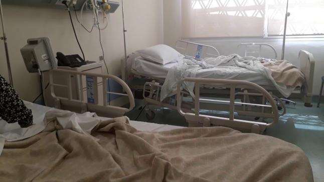 """وفاة أحد مستخدمي مستشفى """"الشيخ زايد"""" بسبب شيك الضمانة"""