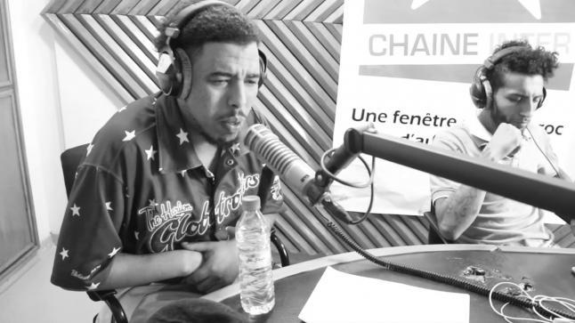 """من داخل أسوار السجن..الكناوي يطلق أغنيته الجديدة """"حشايشي.. المينوط في إيديا"""""""