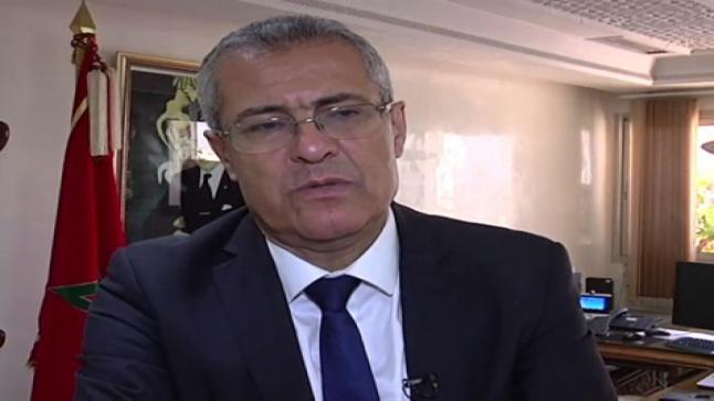 محمد بن عبد القادر: الميثاق الوطني للاتمركز الإداري إصلاح كبير على مستوى تنزيل الجهوية المتقدمة