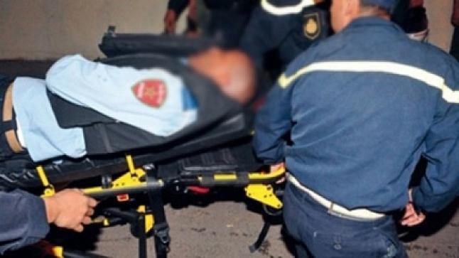 الجديدة…اعتداء شنيع على شرطي أثناء مزاولته عمله