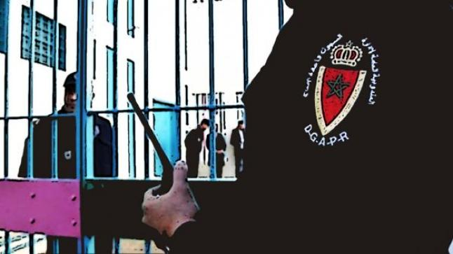"""إدارة سجن """"طنحة2"""" تكشف عن مفاجأة بخصوص إضراب أحد المعتقلين"""