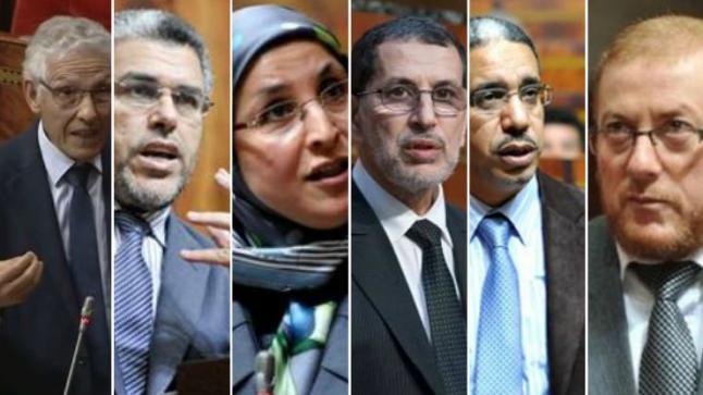 التعديل الحكومي..العثماني يتخلى عن وزراء حزبه