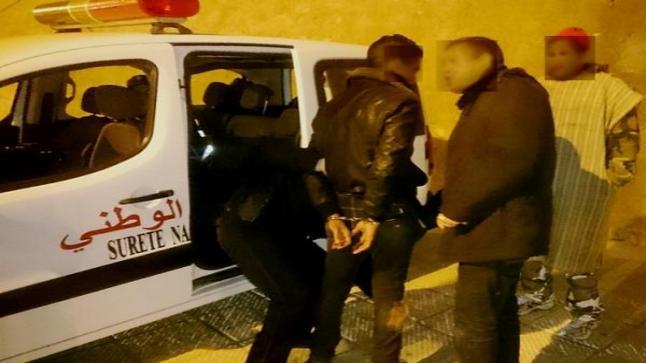 أمن الدار البيضاء يعتقل شخص نشر فيديو جريمة بالبرازيل