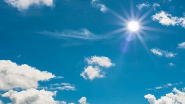 أحوال الطقس لنهار اليوم الثلاثاء