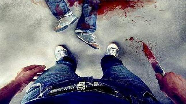 يارب السلامة…ذبح شاب بالشارع العام من الوريد إلى الوريد نواحي مكناس