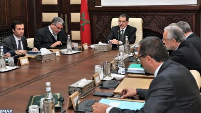 مجلس الحكومة يصادق على مشروع مرسوم بتطبيق القانون المتعلق بإحداث الوكالة الوطنية للسلامة الطرقية