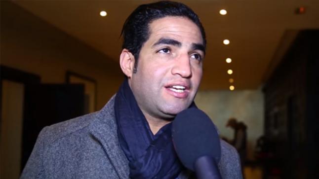 الفنان هشام الوالي في لقاء مفتوح بالخزانة الوسائطية بخريبكة
